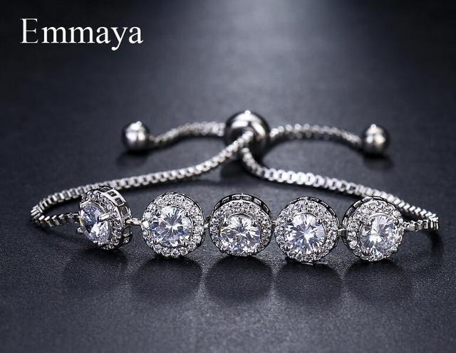 Emmaya Charm AAA Cubic...