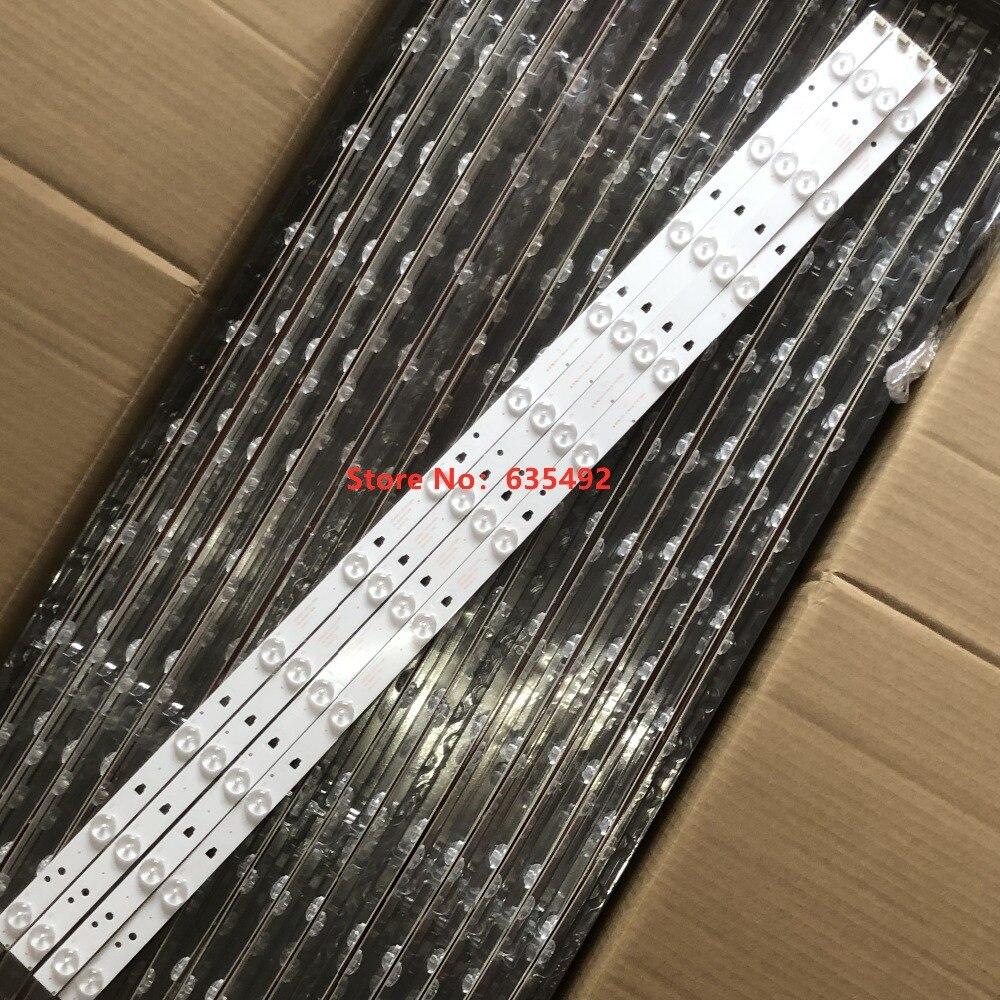 Image 5 - 1set=4pieces for LE40F3000WX LK400D3HC34J Led backlight 11lamps JVC LT 40E71(A) LED40D11 ZC14 03(B) LED40D11 ZC14 01 30340011206LED Bar Lights   -