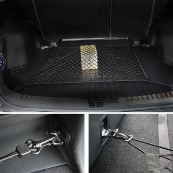 Red de almacenamiento de equipaje de carga para maletero trasero de coche Universal más montaje para Toyota Honda Ford SUV 100x70cm