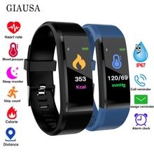 все цены на Health Bracelet Blood Pressure Measurement Heart Rate Monitor Fitness Tracker Smart Band for IPhone Xiaomi Pk Fitbits Mi Band 3
