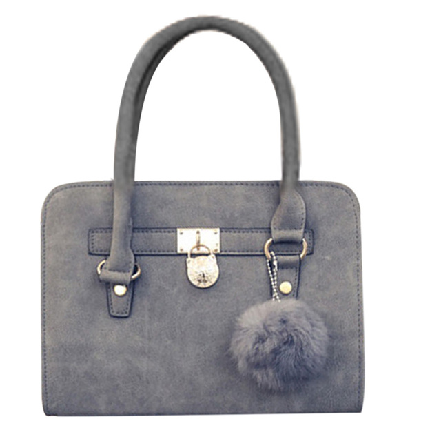 MOJOYCE 2017 Fashion Retro Leather Tote Bags Women Matte Leather Handbags Brand Designer Shoulder Bags Casual Cross Body Bag