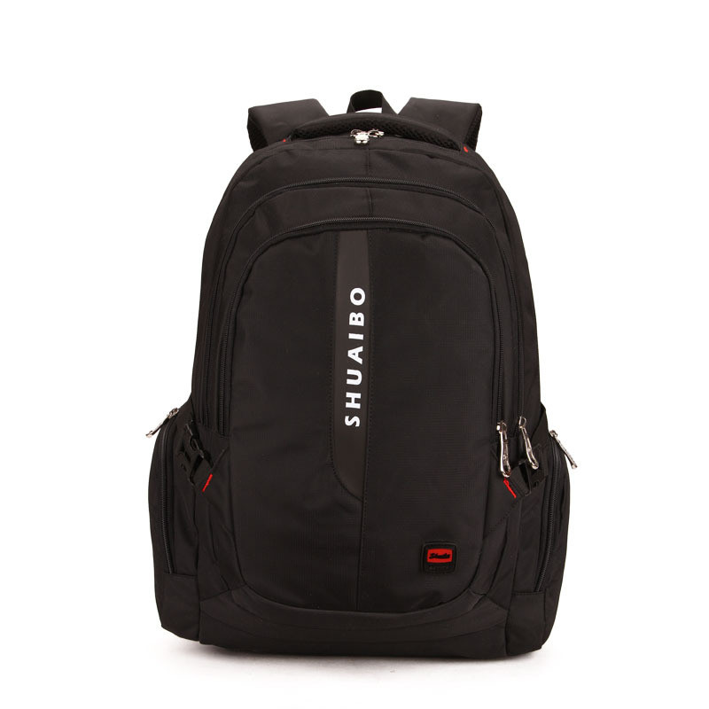 Men Women 15/16/17 inch Laptop Backpack Waterproof Business Computer Package High School Students Laptop Bag Travel Leisure Bag