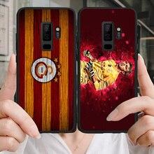 купить Yinuoda Phone Case For Galatasaray Spor Kulubu Samsung Galaxy Note4 5 9 A7 A8(2018) A9 Soft TPU Cover Muslera For J2Pro J4 J6 J7 по цене 210.37 рублей