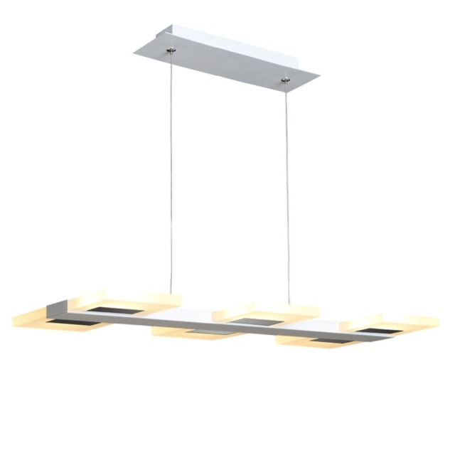 Office Pendant Lighting Garage Light Fixture Adjustable Hanging ...