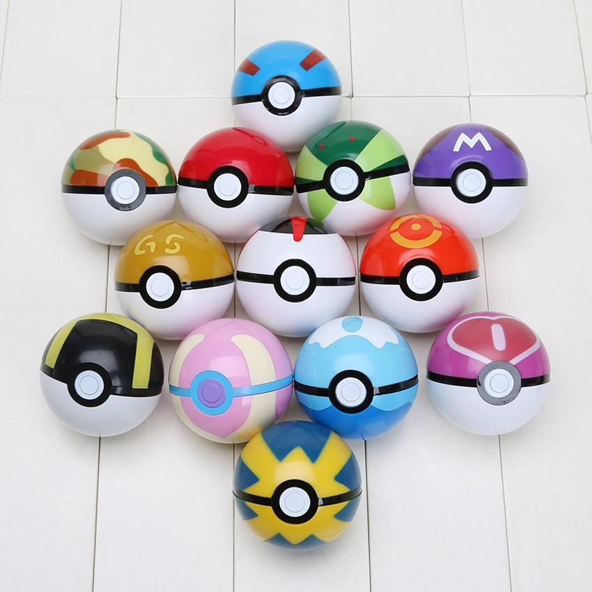 30pcs/lot PokeBall Pocket <font><b>Monster</b></font> <font><b>Poke</b></font> ball Anime Kids <font><b>Action</b></font> <font><b>Figures</b></font> <font><b>Toys</b></font> <font><b>for</b></font> <font><b>children</b></font> Gift PKQ086