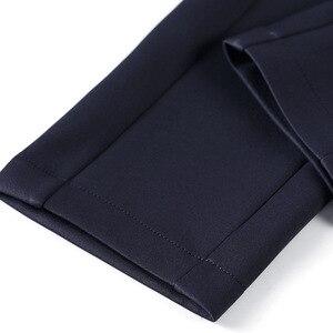 Image 5 - Amberheard 2020ファッション春秋のメンズスポーツスーツジャケット + パンツスポーツウェア2点セットのための服プラスサイズ