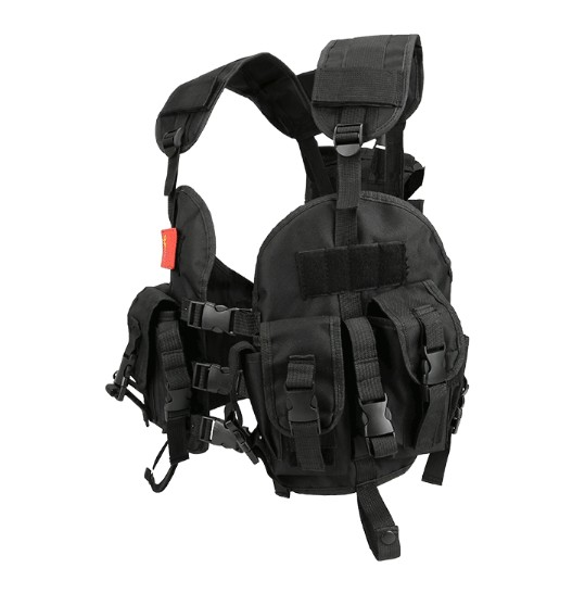 Special Forces Commandos  Vest Bag Army Fans Backpack Cosplay CS Police