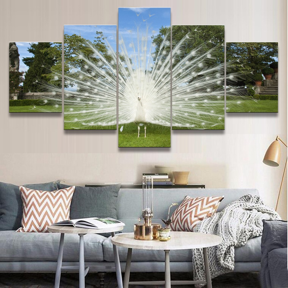 wall art canvas pictures for modern living room decor
