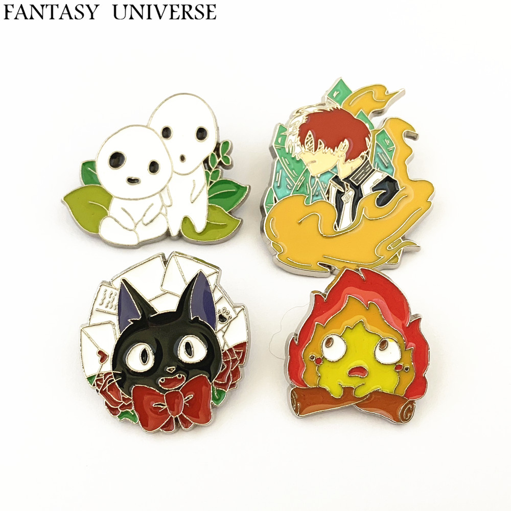FANTASY UNIVERSE Freeshipping wholesale 20PC a lot brooch NMBNNB03