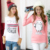 Más tamaño 2016 mujeres del invierno cálido terciopelo camiseta de las mujeres de kawaii feminino mujeres de manga larga recortada tops