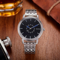 00305 Yazole Brand Steel Belt Fashion Watches Men S Watch Quartz Watch Waterproof Leisure Business Fashion
