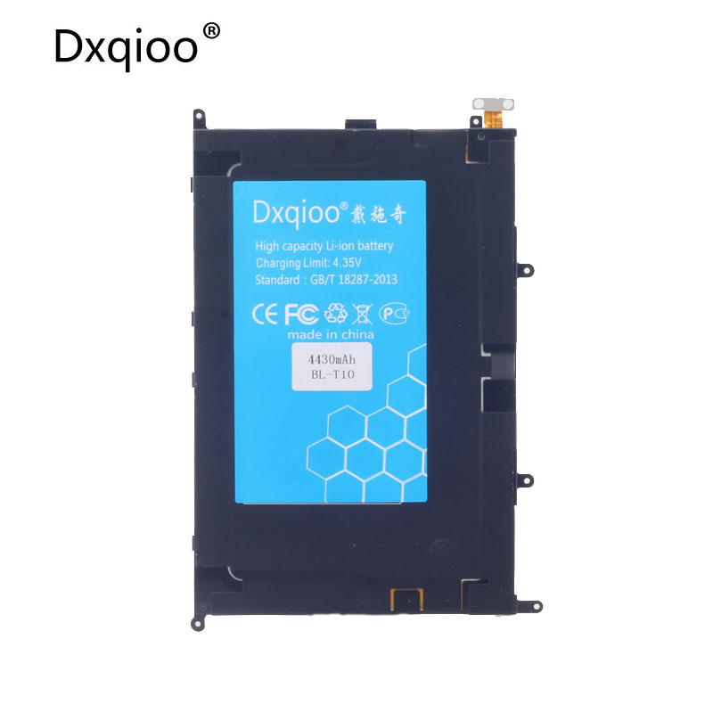 Dxqioo AAAAA+ batteries fit for LG G pad 8.3in V500 VK810 <font><b>BL</b></font>-<font><b>T10</b></font> batteries image