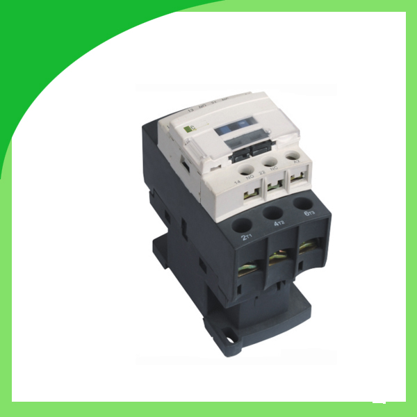 LC1-D2511 Sharingan Contacts Cheap Contactor Match for Electrical Pole <font><b>220V</b></font> <font><b>25A</b></font> 50Hz for AC Motor 690V insulate class image