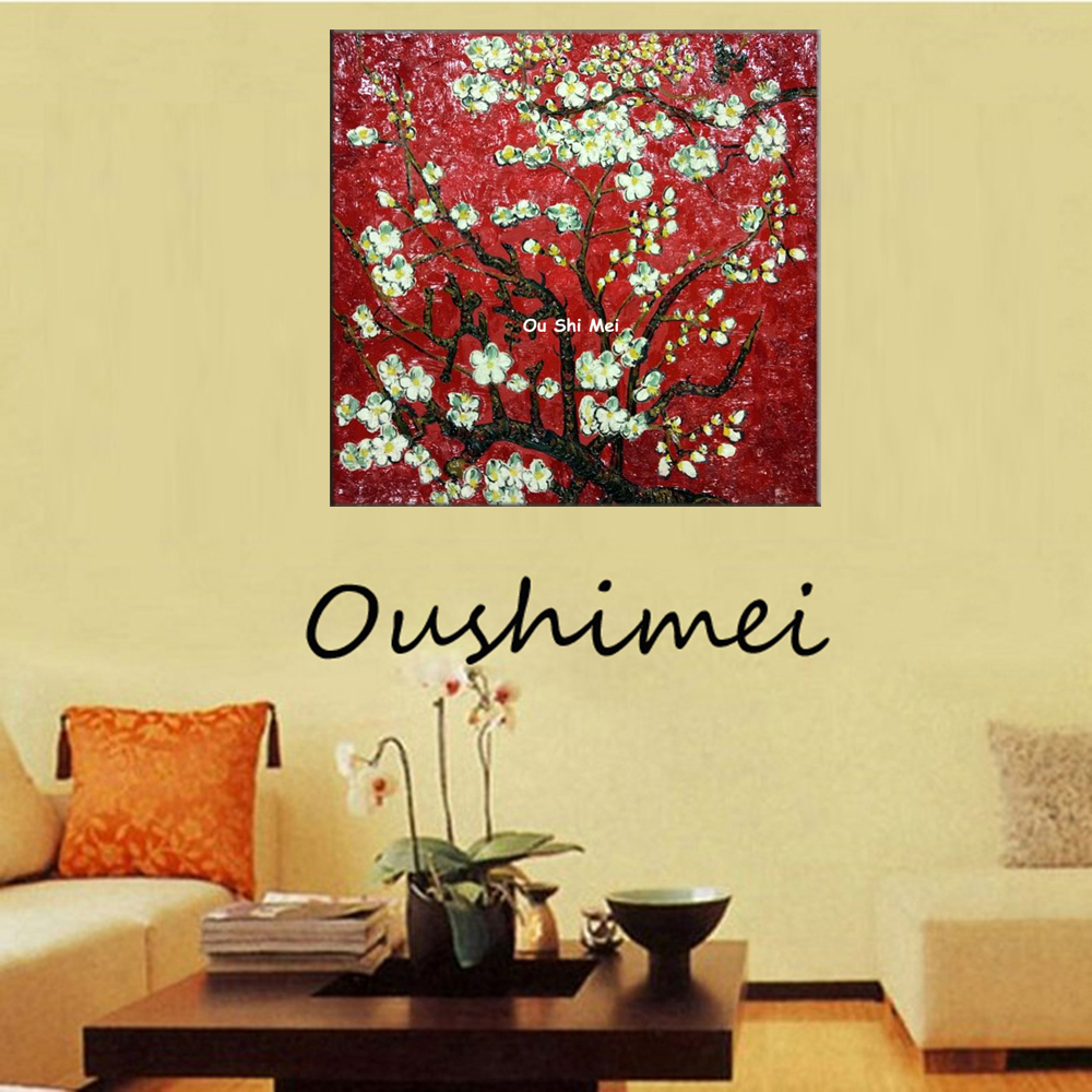 ᓂHand Painted High Quality Van Gogh Painting Imitation Paintings ...