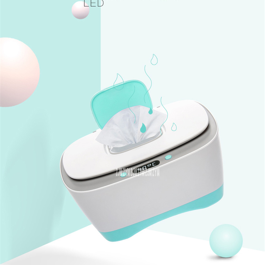 XB-8301 Baby wipes heater Wet Towel Dispenser thermostat warm wet baby wipes machine heating insulation humidor box ABS Material