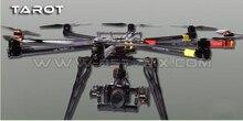 Tarot IRON MAN 1000 TL100B01 8 Axis Carbon Fiber Quadcopter Track Shipping