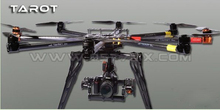 Tarot IRON MAN 1000 TL100B01 8 Axis Carbon Fiber Quadcopter Track Shipping