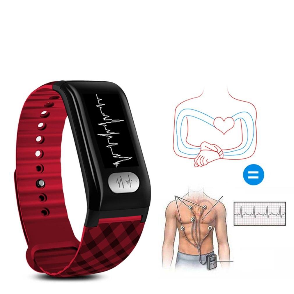 H777plus Smart Bracelet Band 0.96inch Screen IP67 Waterproof Heart Rate Monitor Breathing Training Smart Watch