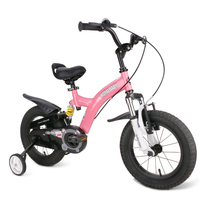 12 16inch Kid S Bike 3 6 Years Old Boys And Girls Cycling Auxiliary Wheel Children