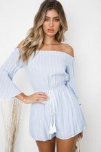 New Sexy Womens One Shoulder Striped Jumpsuit&Romper 2019 Casual Club Office OL Work Jumpsuit Rompers