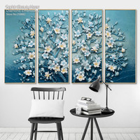 New Arrival Diy Diamond Painting Cross Stitch Diamond Mosaic Handmade Embroidery White Color Flower Tree Multi