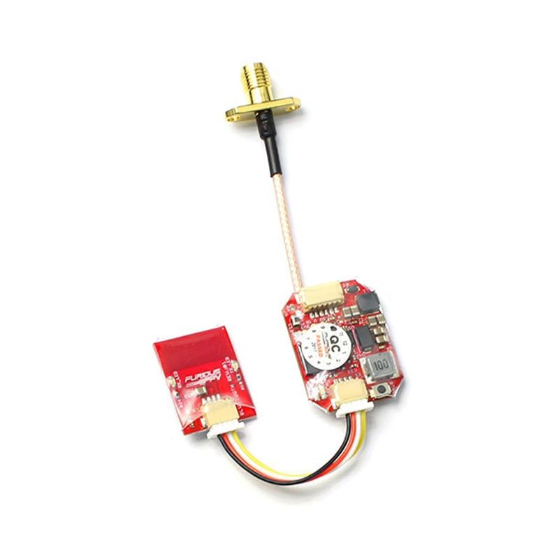 FuriousFPV STEALTH 5.8G 40CH VTX RACE Bluetooth Module FPV-VTX-RACEBT Combo Support Android iOS For RC Multicopter Models turbo cartridge chra gt1544v 753420 5004s 750030 0001 753420 750030 740821 for citroen c3 c4 c5 307 407 s40 v50 dv4t dv6t 1 6l