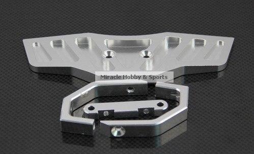 CNC сплав переднего бампера-1/5 весы HPI KM RV BAJA 5B