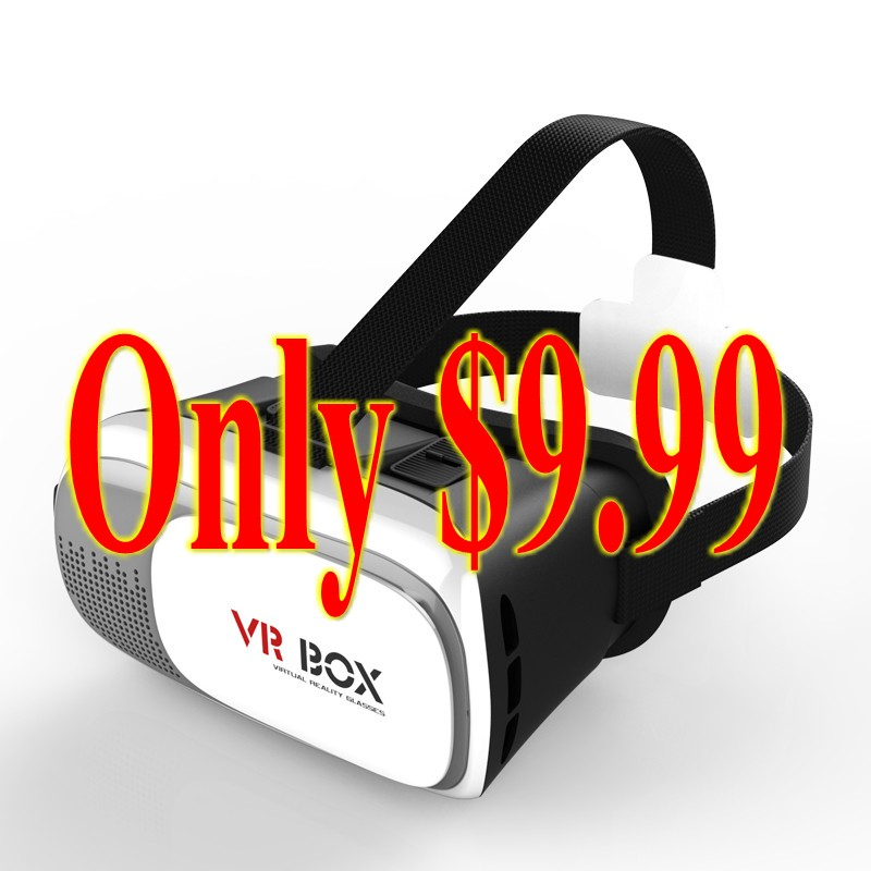 VR Head Mount Plastic VR BOX 2 0 VR Virtual Reality font b Glasses b font