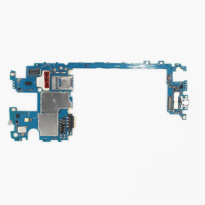 Tigenkey Unlocked 64GB Work For LG V10 H901 Mainboard Original For LG V10 H901 64GB Motherboard Test 100% & Free Shipping-in Mobile Phone Circuits from Cellphones & Telecommunications