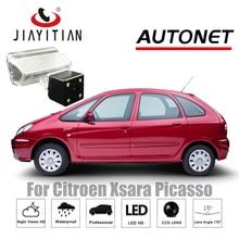 Câmera traseira Para Citroen Xsara Picasso JIAYITIAN 4D MPV/Coupe/CCD/Visão Noturna/Câmera Reversa/Câmera Backup/Estacionamento Assistência
