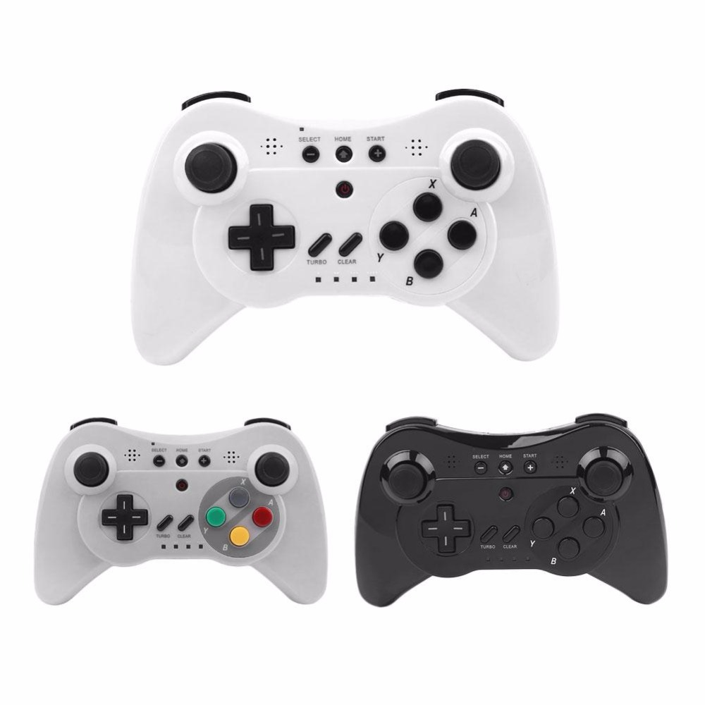 Gasky New Wireless Bluetooth font b Game b font Controller Gamepad Joypad Vibration For Wii font