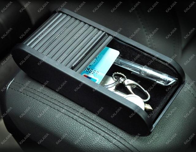 O envio gratuito de caixa de armazenamento de conteúdo Do Carro caixa de armazenamento auto fornecimentos carro caixa de óculos caixa de cartão para a subaru glf4 mk5 kia cruze Peugeot AAA