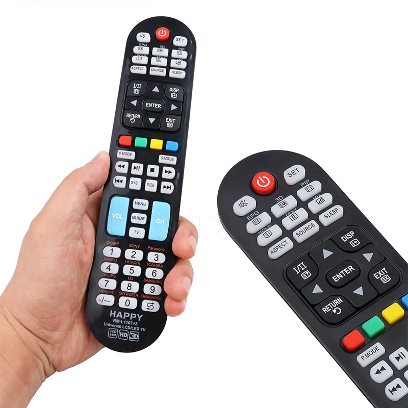 kebidu High Quality Hot Sale 433 Mhz Model RM-L1107+3 Replacement For Universal LCD LED TV Remote Control  For SAMSUNG SONY TV