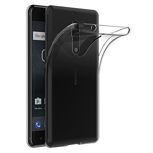Nokia5 Soft Case for Nokia5 TA-<font><b>1053</b></font> TA-1024 TPU Soft Cover Phone Case for <font><b>Nokia</b></font> 5 Global Dual TA <font><b>1053</b></font> Silicone Cases image