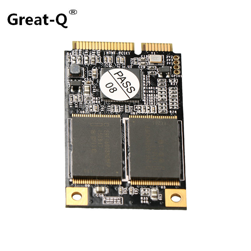 Great-Q PCIE mSATA SSD internal SATA MLC 64GB Flash Storage Solid State Disk For PC Tablet/laptop/Notebook 22x42mm kingspec 60gb 120gb m 2 solid state drive ngff m 2 interface ssd pcie mlc for lenovo thinkpad hp asus laptop notebook