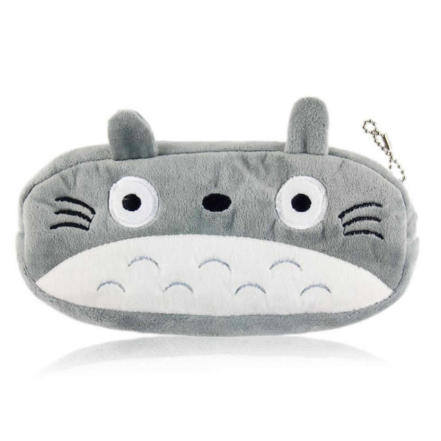 My Neighbor Totoro Plush Pencil Case