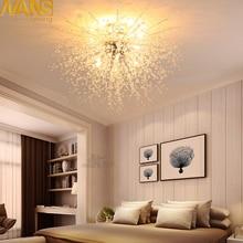 NANS Freeshipping Yaratıcı lucency Akrilik G4 tavan lambası karahindiba kişilik modern yemek odası led tavan yatak odası ışıkları