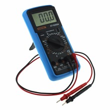 DT-9205A LCD Digital Multimeter Electric Handheld Tester Meter AC DC Electrical Instruments Tools