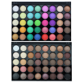 40 Colors Cosmetic Matte Earth Color Shimmer Professional Eyeshadow Highlight Palette Naked Makeup Long-Lasting Eye Shadow
