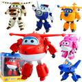 So Cool!! 8 Estilo 15 cm ABS Avión Alas Súper Deformación Robot Transformación Figuras de Acción Juguetes para Los Niños Brinquedos regalo