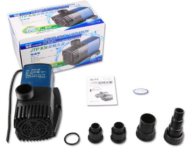 12000L H Adjustable frequency pump Energy saving eco pump Strong power submersible pump JTP12000 JTP 12000