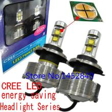 All in one Car CRE E H4 LED Headlight Headlamps Bulbs 30W 2800LM for KIA RIO