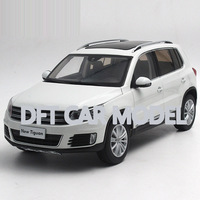 Diecast 1:18 Alloy Toy Sports Car Model TIGUAN 2013 of Children's Toy Cars Original Authorized Authentic Kids Toys