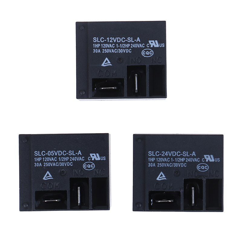 Electrical Equipments Power Relays Slc-12Vdc-Sl-A 12V 30A T91 Hf2100 4Pin A Group Of Normally Open