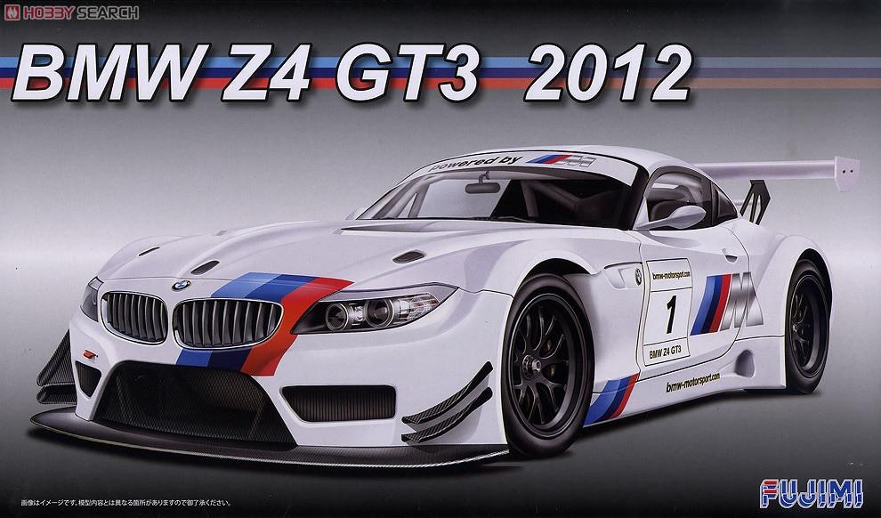 1/24 2012 BMM Z4 GT3 Car Model 12568