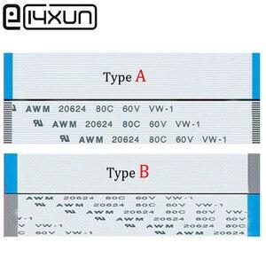 5pcs/lot FFC/FPC Flat Flex Ribbon Cable 12Pin 22Pin 32Pin 42Pin Same Side 0.5mm Pitch AWM VW-1 20624 80C 60V Length 15cm(China)