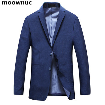 2018 New Fashion Blazers Men Business Casual Formal Blaszer Suit Jacket Homme Costume Cotton Blazer Slim Fit Men Masculino Coat