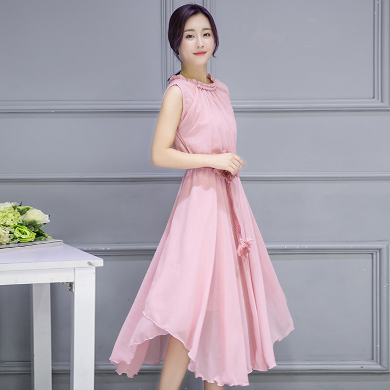 Aliexpress.com   Buy Chiffon Vest Dresses Women Summer Clear New Unusual  Often Princess Dresses from Reliable dress women suppliers on keykey Store 34970612f101