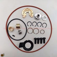 K24 Turbo repair kits,thrust bearing+floating bearing+piston ring+shaft seal+thrust washer+Oil Deflector, AAA Turbocharger Parts(China)