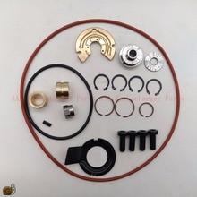 K24 турбо ремонтные комплекты, подшипник + плавающий подшипник + поршневых колец + уплотнение вала + шайба + масло дефлектор, AAA Турбокомпрессоры Запчасти